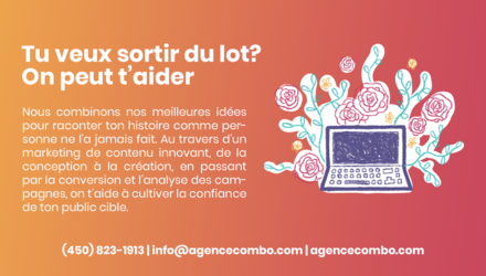 Marketing de contenu sur-mesure