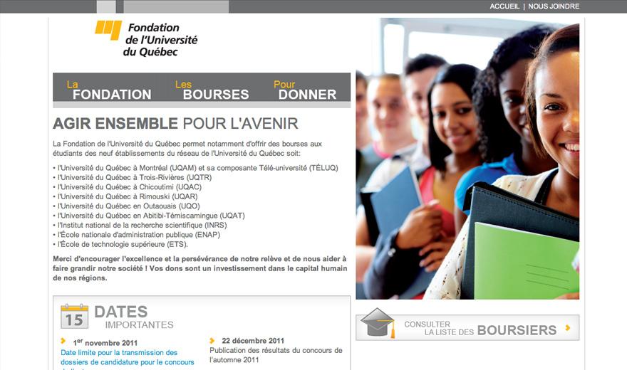 Fondation de l'Université du Québec