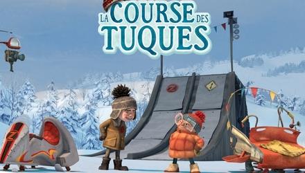 Site officiel du film La Course des Tuques