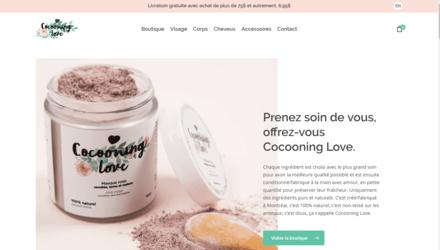 Site de Cocooning Love