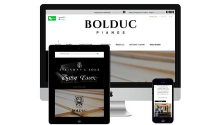 Pianos Bolduc