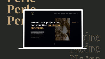 Conception de site Web