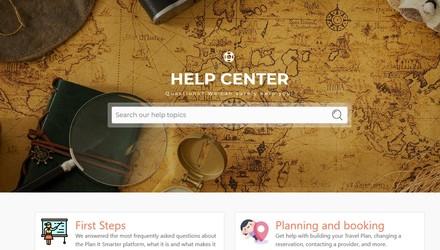 Centre d'Assistance avec moteur de recherche avancée