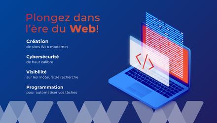 Plongez dans l'ère du Web
