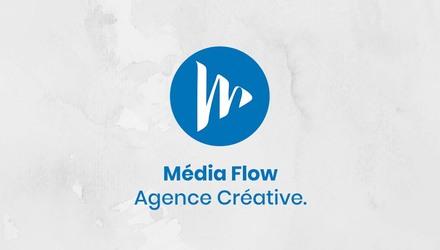 Logo de l'Agence Média Flow