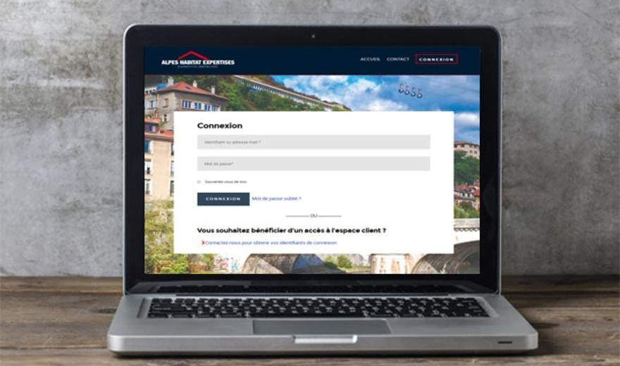 MON ESPACE - Alpes Habitat Expertises