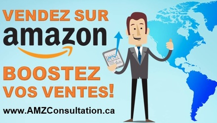 Consultants indépendants Amazon FBA