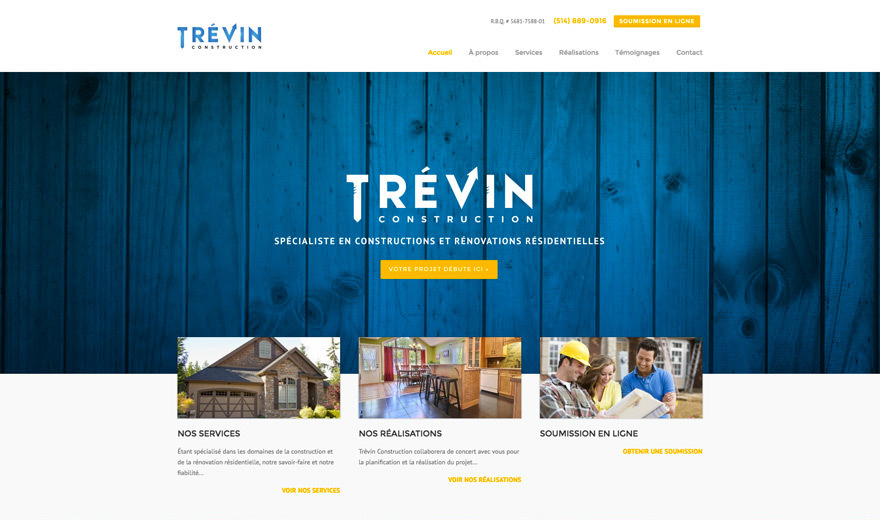 Trévin Construction
