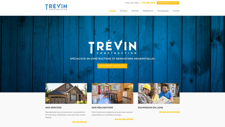 Trévin Construction