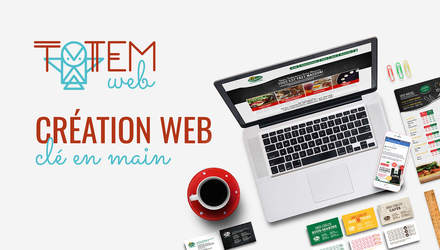 Totem Web - Conception de sites Web clé en main