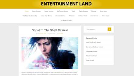Entertainment Land
