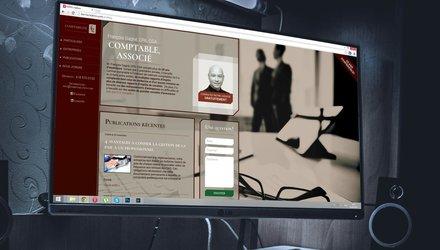 Site web de Comptabilité FG