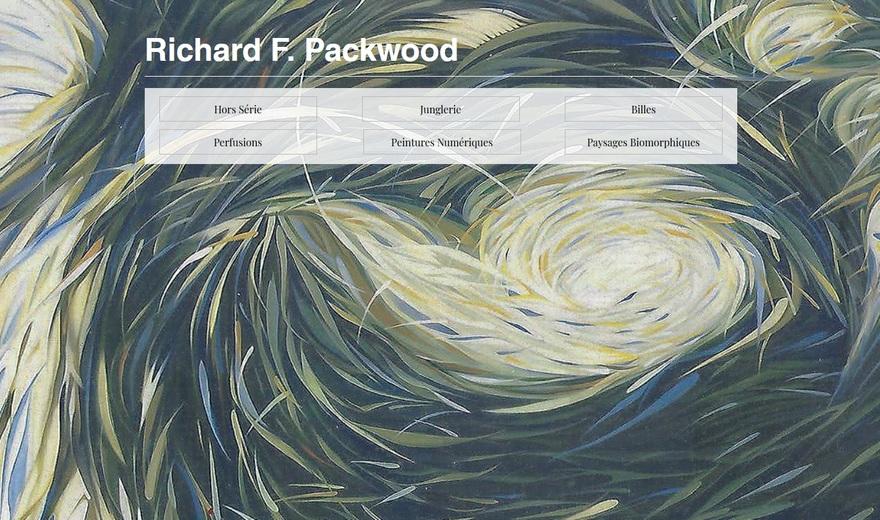 Richard F Packwood