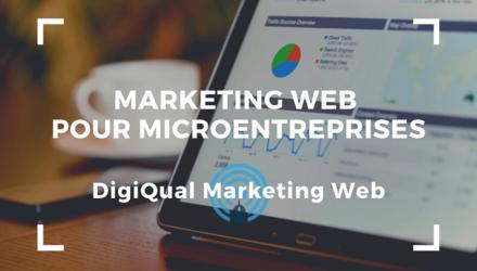 Marketing Web spécialisé pour les microentreprises