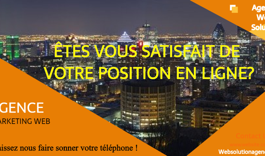 Agence Web Solution
