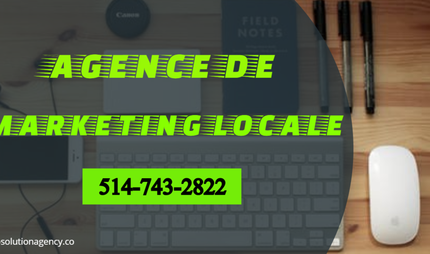 Agence marketing locale