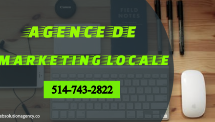 Agence marketing locale