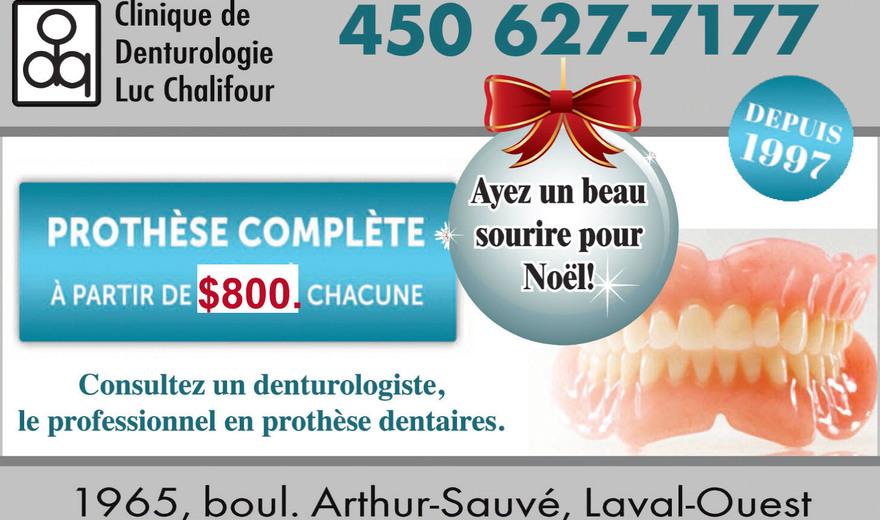 Clinique de Denturologie