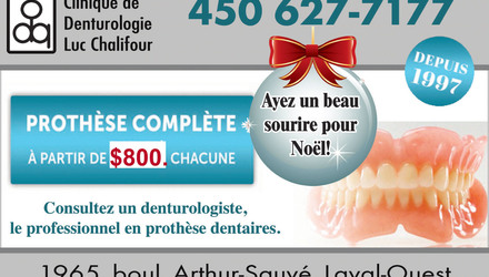 Clinique de Denturologie