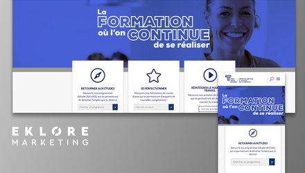 Formation continue du Cégep de Trois-Rivières