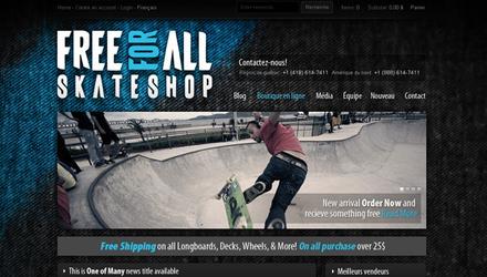 FFA Shop Longboard