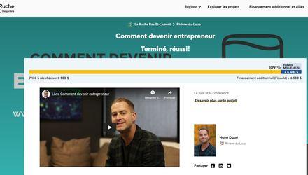 Hugo Dubé | Sociaux Financements