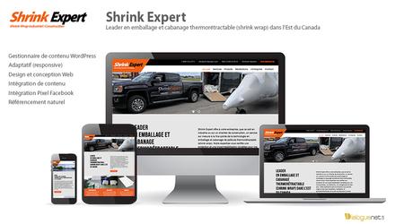 Shrink Expert - Nouveau site bientôt en ligne