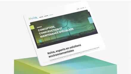 Nvira — stratégie de marque, Web et communication, et bien +