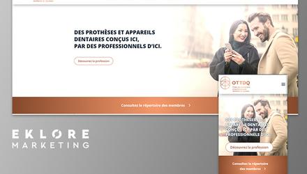 Site web - OTPADQ