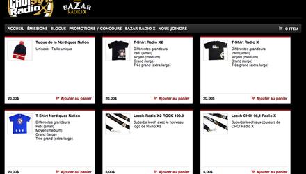 Bazar Radio X