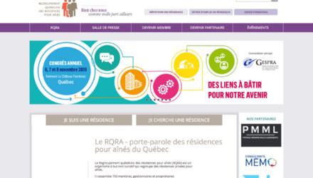 Regroupement Québécois des résidences pour aînés (RQRA)