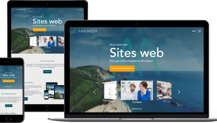 Axialmedia propose des services de qualité et abordables.