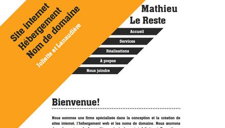 Mathieu Le Reste