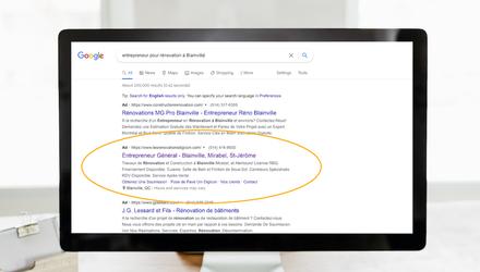 Agence Marketing for publicités Annonces Google