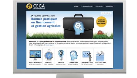 CEGA -Centre d'expertise en gestion agricole