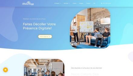 Site web de LeadStream