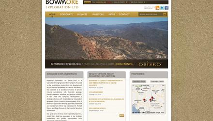 Bowmore Exploration