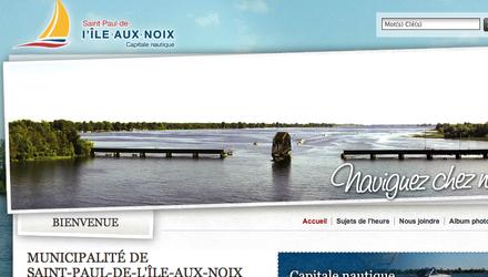 Municipalité de l'Île-aux-Noix