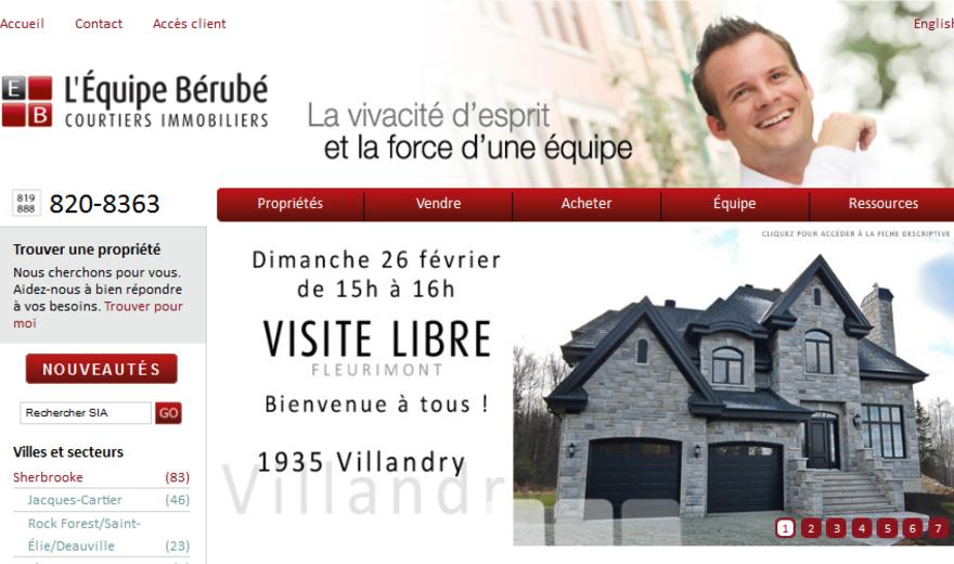 Site Web géolocalisé: conception, design et création