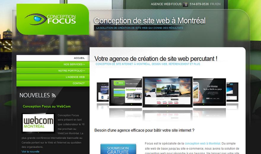 Agence web & concepteur internet