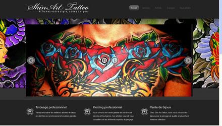 Skin Art Tattoo