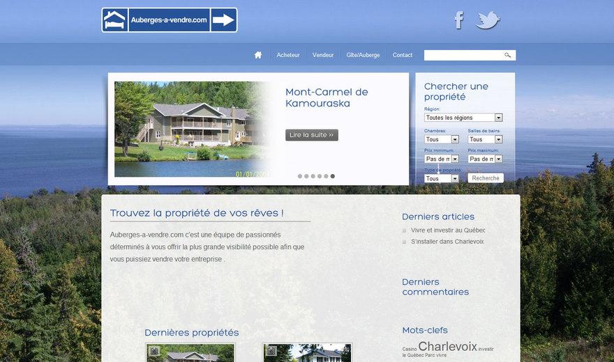 Auberges-a-vendre.com