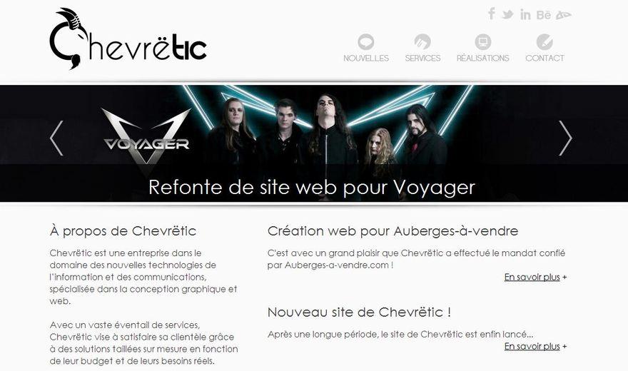 Site de Chevrëtic