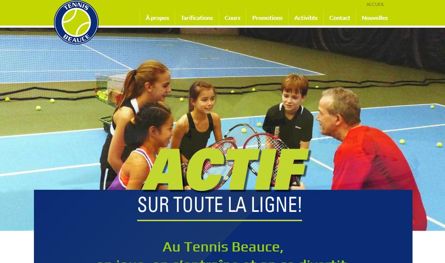 Tennis Beauce
