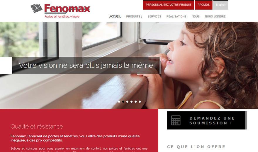 Fenomax, fabricant de portes et fenêtres