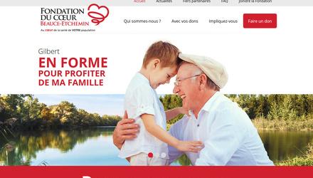 La Fondation du coeur Beauce-Etchemin