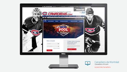 Canadiens de Montréal (Pool)