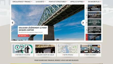 Les Ponts Jacques Cartier et Champlain Incorporée