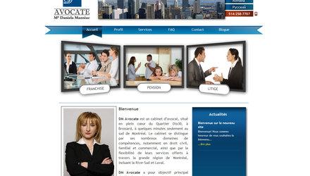 DM Avocate est un cabinet d'avocat à Montréal.