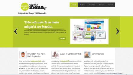 Site web de l'agence